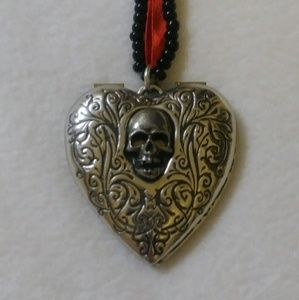 Alchemy Gothic Reliquary Necklace